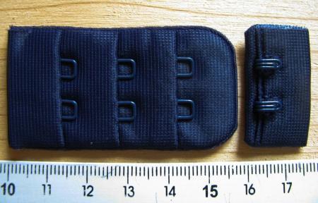 BH-Verschluss - in abend-blau Fb0810