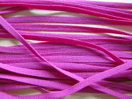 15m zartes Wäscheband in lip-stick/purple Fb1420