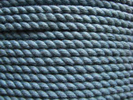 1m BW-Kordel in lagunen-blau Fb0351 - 4mm