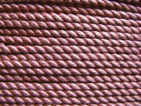 1m BW-Kordel in altrosa/rosè Fb1411 - 4mm