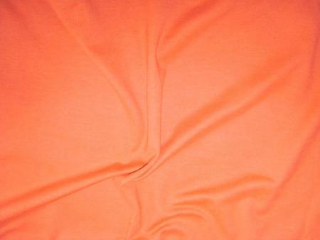 1m Fein-Jersey in pfirsich/helles orange Fb0135