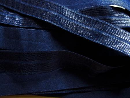 6m Falzgummi in d. marine-blau Fb1305