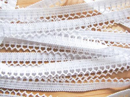 6m Wäschegummi in rein-weiß Fb2000