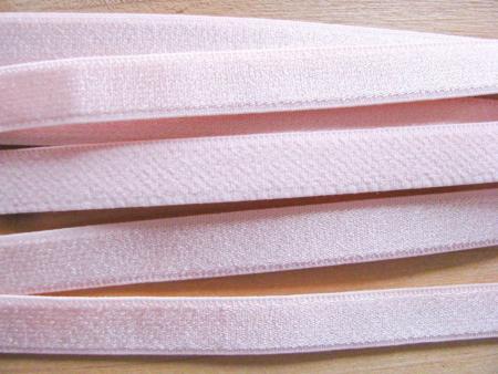 5m Satin-Träger-Gummi in baby-rosa Fb1056 - 10mm