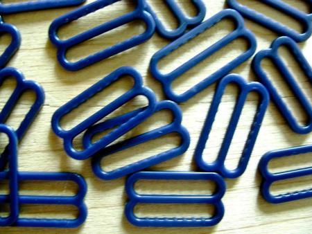 8 Stk. Schieber in d.marine-blau Fb0825 - 18mm