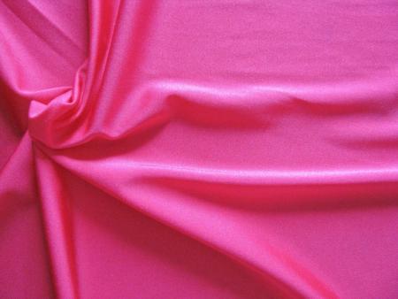 1m bi-elastische Microfaser in leuchtendem pink Fb1423 - glänzend