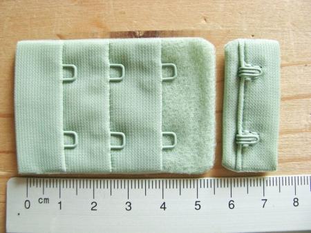 BH-Verschluss - zart-grün Fb0219