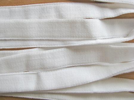 5m Träger-Gummi in off-white Fb1000 - 14mm