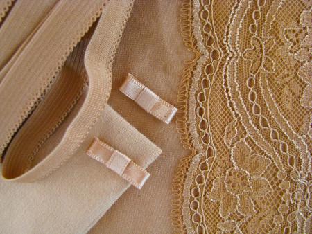 "1 Pkt. Materialpaket ""Natur-Look"" - Slipset"