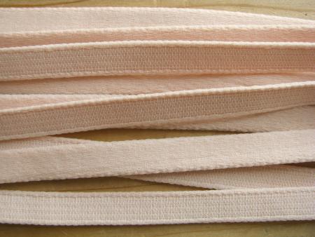 1m Bügelband in heller hautfarbe/skin Fb0600