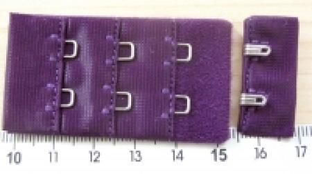 BH-Verschluss - veilchen-lila