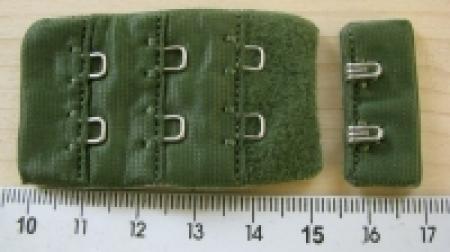 BH-Verschluss - moos-grün
