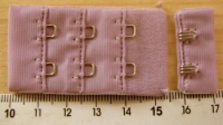 BH-Verschluss - rosenholz