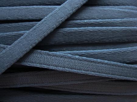 1m Bügelband in meeres-blau Fb1316