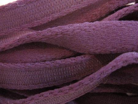 1m Bügelband in d.pflaume Fb0160