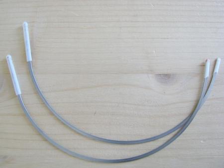 1 Paar Komfort-Bügel mit einseitiger Federung - 85B
