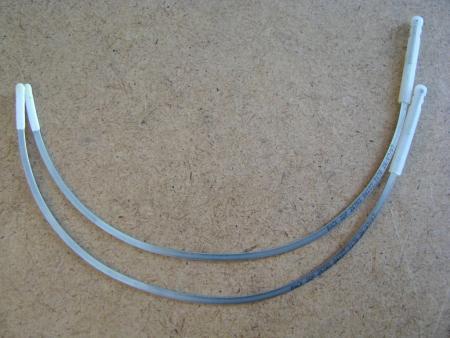 1 Paar Komfort-Bügel mit einseitiger Federung - 75B