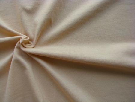 1m Fein-Jersey in hell-beige Fb0538