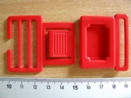 Taschenschnallen - Steckschließen Fb0501