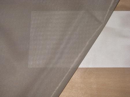 1 Stk. Mittelteil unelastisch hell-grau Fb0332