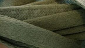 1m Bügelband in wald-grün Fb0627