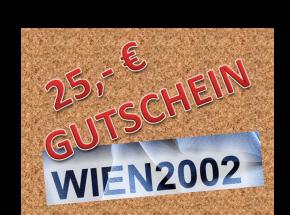 Geschenk-Gutschein für 25,00 Euro - Sommeraktion minus 3%!