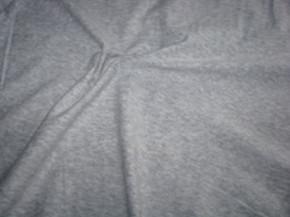 Fein-Jersey in silber-grau Fb3501 meliert