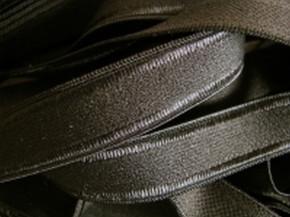 5m Träger-Gummi in schwarz Fb4000