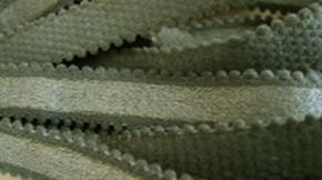 5m Träger-Gummi in mittel-grün