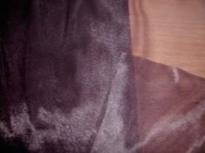 1m Charmeuse unelastisch aubergine Fb0793