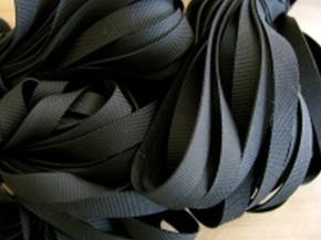 6m Badegummi in schwarz Fb4000 - 6mm