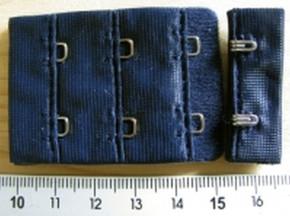 BH-Verschluss - abend-blau/d.blau Fb0810