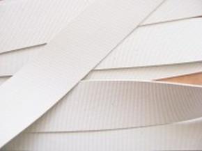 6m Badegummi in natur-weiß - 25mm