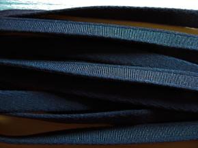 1m Bügelband in d.blau/nacht-blau Fb0821