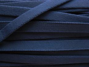 1m Bügelband in abend-blau Fb0810