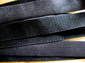 4m Bundgummi in schwarz Fb4000 - 2,10cm