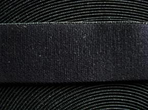4m Bundgummi  in schwarz Fb4000 - 3,5cm