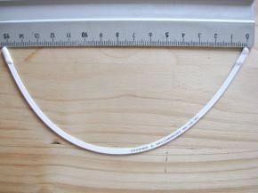 1 Paar BH-Bügel in Metall - PushUp - 95B