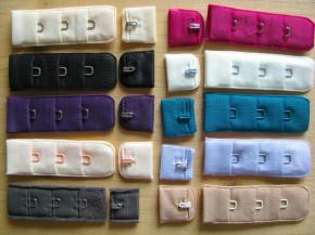 Sparset Nr.2 - 10 Stk. 1er BH-Verschlüsse in diversen Farben
