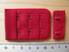 BH-Verschluss - chianti-rot Fb0106
