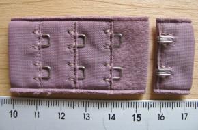BH-Verschluss - in rauchigem rosenholz Fb0154