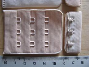 BH-Verschluss/zweifärbig - skin und hautfarbe Fb0075