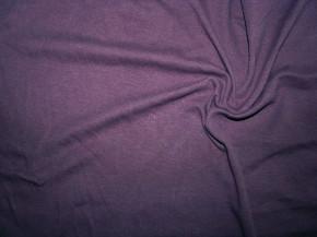 Fein-Jersey in dunkel-lila Fb0578