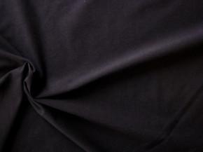 1m Fein-Jersey in schwarz Fb4000