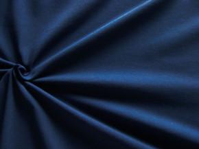1m Fein-Jersey in kadetten-blau Fb0014