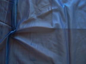1m zarte Futter-Charmeuse in indigo-blau Fb1467