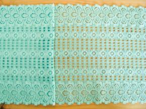 1,45m elastische Spitze in hellem venice Fb0408