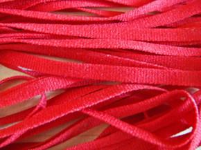 15m zartes Wäscheband in kirsch-rot Fb0504