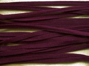 15m zartes Wäscheband in d.bordeaux Fb0111