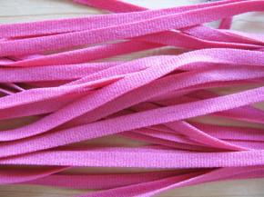 15m zartes Wäscheband in lip-stick/pink Fb1417